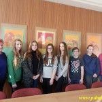 V únoru zasedal Parlament dìtí a mládeže na III. ZŠ
