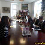 Setkání se starostou města Holešova dne 25. 10. 2016